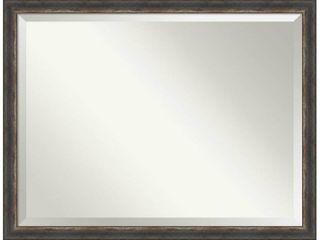 Bark Rustic Bathroom Vanity Wall Mirror  Retail 224 99