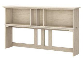 Bush Furniture Salinas 60W Hutch for l Shaped Desk