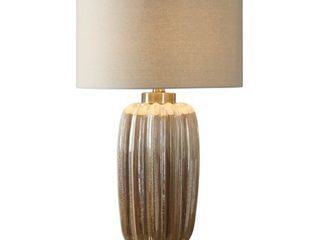 Uttermost Gistova Rust Brown 1 light Table lamp  Retail 310 20