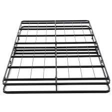 Classic Brands Instant Folding Mattress Foundation low Profile 4 Inch Box Spring Replacement  Retail 165 99