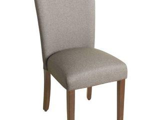 HomePop Parson Chair  Retail 101 99