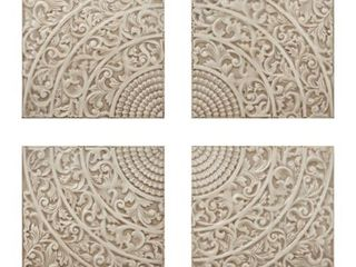 Kashion Cream Wall Tiles pictures   Set of 4  Retail 95 99