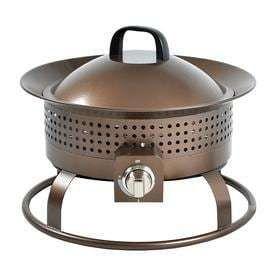 Bond Mfg 67380 D Portable Gas Fire Bowl  54 000 BTU   Quantity 1