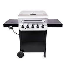 char broil grill silver and black grill propane gas