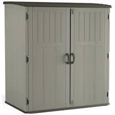 craftsman shed grey