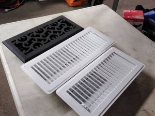 vent covers 3 pc