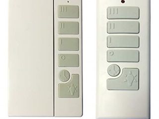 universal harbor breeze ceiling fan wall control and remote control