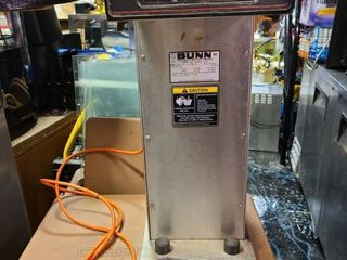 Bunn Coffee   TeaBrewer    2  Dispensers