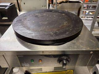 Crepe Iron 16 inch