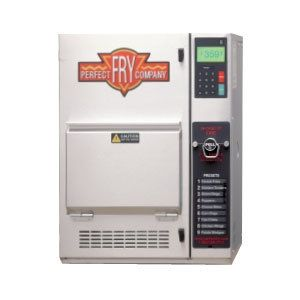 Calling All Food trucks  Perfect Fry  PFC187   Vent less Fryer with built in Fire Suppression System  Retails for  7 522 00