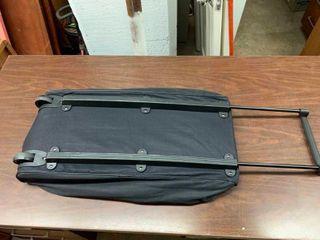 Roller luggage bag