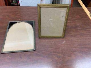 Vintage picture frames