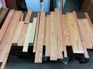 Oak pieces