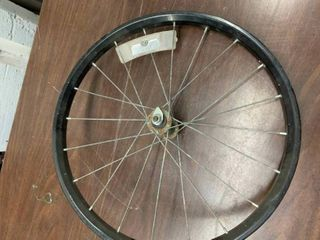 Bicycle wheel rim