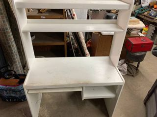 Small home office desk