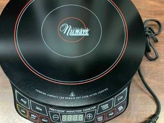 Nuware electric cook plate