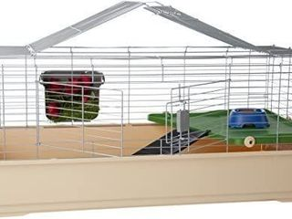 AmazonBasics Store 4.5 out of 5 stars 1,578Reviews AmazonBasics Small Animal Cage Habitat With Accessories