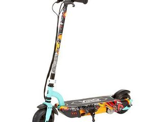 Viro Rides 550e Electric Scooter With Street Art inspired look