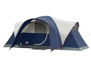 Coleman Elite Montana 8 Person Dome Tent with lED light