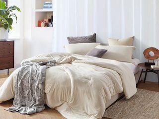 BYB Bare Bottom Comforter   Almond Milk  Retail 115 99