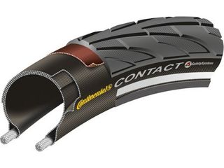 Continental Contact II 26 X 1 75 BW Bicycle Tire