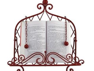 Red Cookbook Holder  Similar to Stock Photo   Check Additional Photos