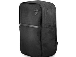 Skunk Vatra Urban Backpack Black   Smell Proof   Water Proof   NOW WITH COMBO lOCK