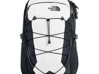 Men s The North Face Borealis Backpack   White