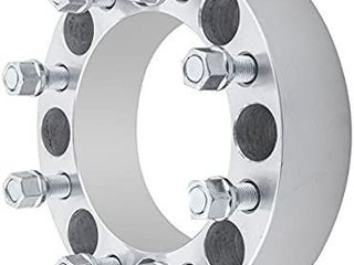 2  GDSMOTU 2  Thickness 8 lug Wheel Spacers 8x170 with 14x2 0 Studs fits for 99 02 Excursion  99 04 F250  05 15 F250 Super Duty  99 04 F350  05 15 F350 Super Duty