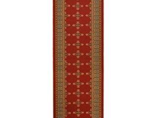 Traditional Kilim Design Runner Rug For Kitchen Hallway Laundry Room Entry Slip
