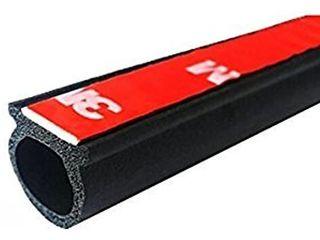 60 Ft D Shape Door Seal 0.59