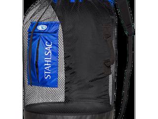 Stahlsac Bonaire Mesh Backpack (Black / Pink)