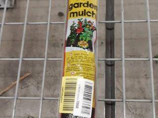 3'x50' Warps Garden Mulch Tarp