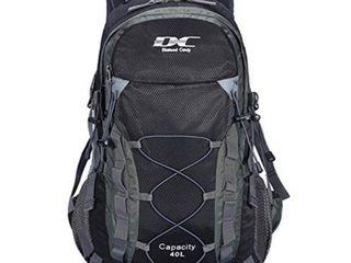 Diamond Candy 40L Black Backpack