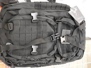 Reebow Black Backpack