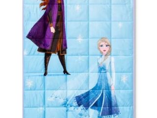 Frozen II Plush Weighted Blanket 40