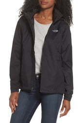 Women s The North Face Resolve Plus Waterproof Jacket  Size X Small   Black
