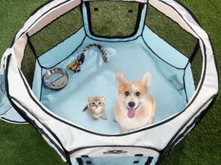 Petmaker Pop Out Pet Pen