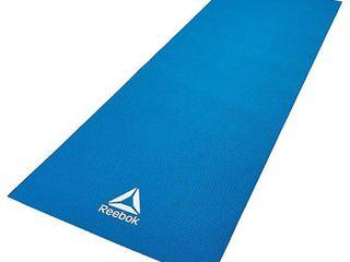 Reebok 4mm Blue Yoga Mat.