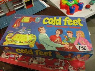 Cold Feet Game