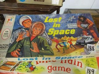 lost In Space Game