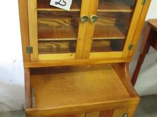 Homemade Toy Cupboard