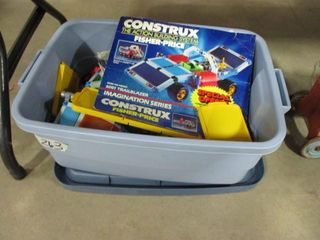 Construx Building Parts  Fisher Price