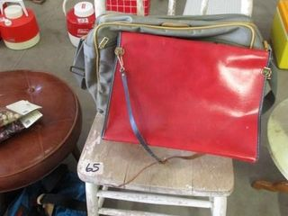 Bentwood Chair   Bags