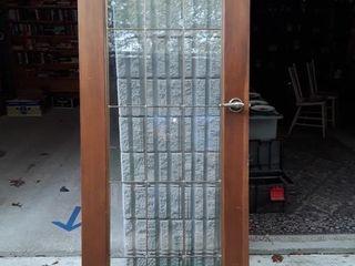 Glass Door 30 x80