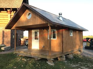 Custom Built/New Construction All Season Cabin