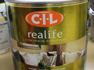 1 GAllON CAN OF CIl GREEN PAINT