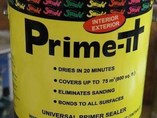 1 GAllON CAN OF PRIME IT PRIMER