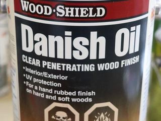 1 GAllON CAN OF DANISH OIl