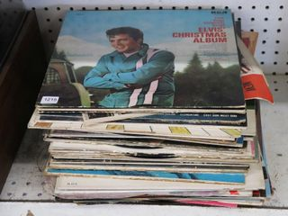 GROUP OF ASSORTED RECORDS